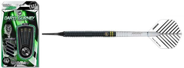 Winmau Daryl Gurney Schwarz Softdart Spezial Edition 2434-22 g