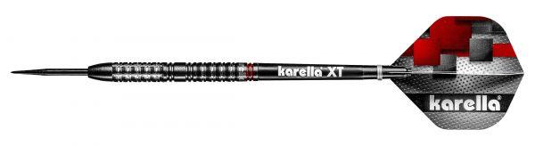 Steeldart Karella SuperDrive, schwarz, 90% Tungsten, 22g oder 24g