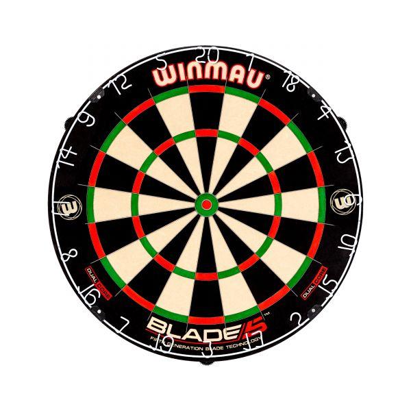 """Dartboard WINMAU """"Blade 5 - DUAL CORE"""""""