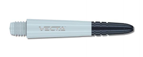 Winmau Shaft VECTA weiss, short oder medium, 7025-102 oder 7025-202