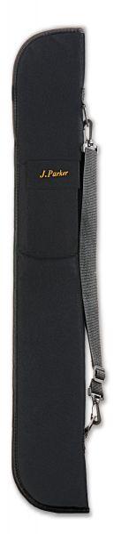 Queuetasche J.PARKER Ausführung für 1 Unterteil / 2 Oberteile,schwarz