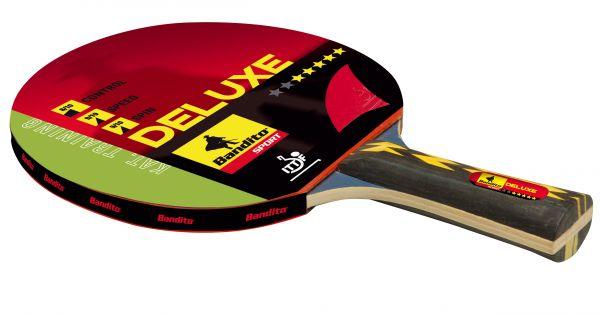 Tischtennisschläger Bandito DeLuxe *****