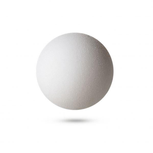 Kickerball Bomber ROBERTSON, weiß, 35,1 mm, 3 Stück im Set,