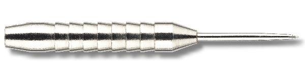 Steelbarrel Karella Eco Line, mit Metallspitze,verchromt, Gewicht 19g, Länge: 52mm
