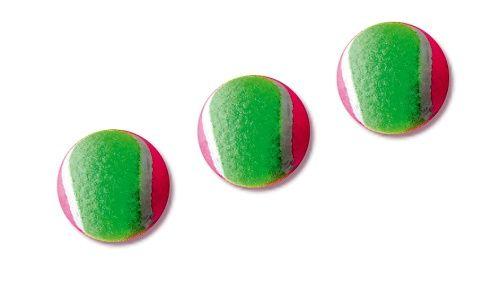 Klettball Ersatzbälle, Set mit 3 Stück