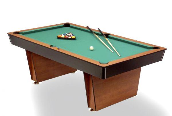 Billardtisch Chicago 4 ft Poolbillard inkl Zubehör Pool Billard Winsport 5020.01 Weitere Sportarten