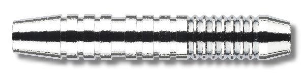Softbarrel Karella Eco Line ELS-04 (Set), verchromt, Gewicht 18g, Länge: 50mm
