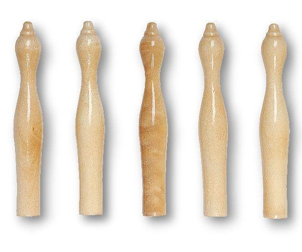 Kegel (Set 5 St.) für Kegelbillard