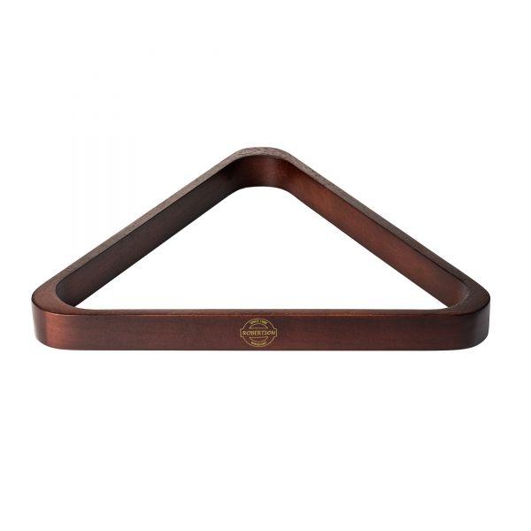 Triangel Robertson 52,4mm, Mahagoni