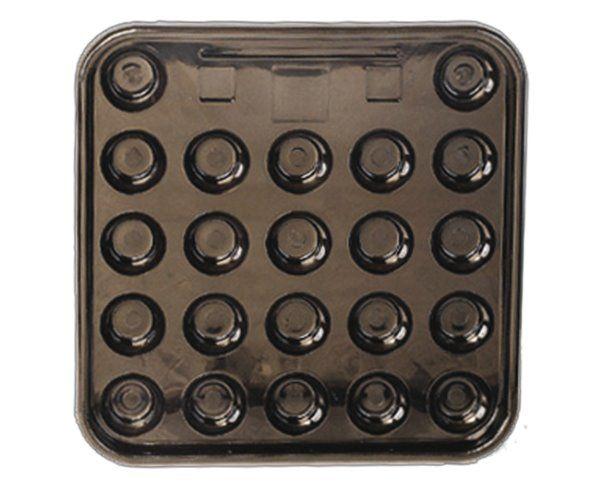 Balltablett für 22 Snookerkugeln (52mm)