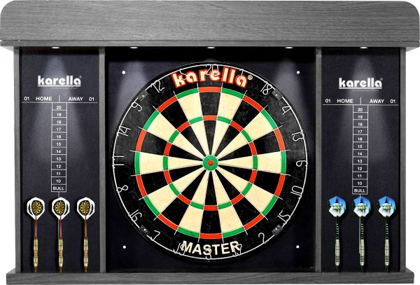 Dart - Cabinet ARENA mit LED - Beleuchtung,
