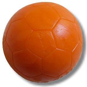 """Kickerball """"Standard"""" Sonderfarbe orange, 34 mm, glatt-schnell"""