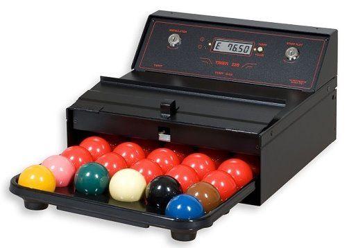TIMER 22 B, Zeitabrechnungssystem für einen Snookertisch
