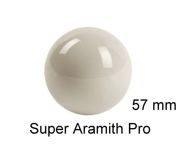 POOL-Spielball SUPER ARAMITH PRO 57,2 mm