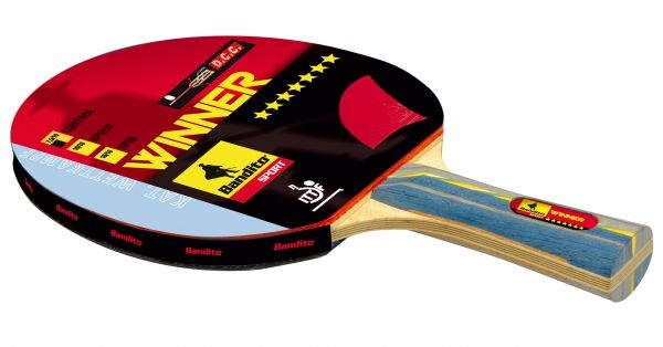 Tischtennisschläger Bandito Winner *******