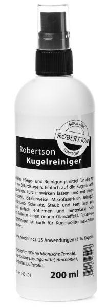 Billardkugel-Reiniger Robertson 200 ml Druckzerstäuber