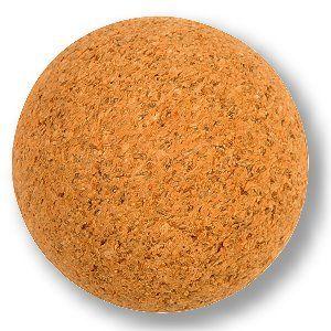 Kickerball Kork, natur-braun, 34 mm, weich-griffig