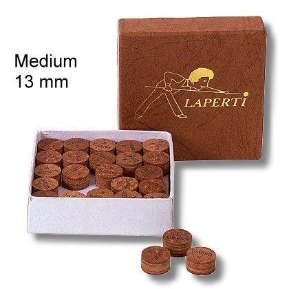 Klebeleder Laperti Mehrschichtleder 13mm medium
