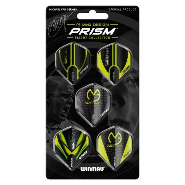 Fly-Pack Winmau MvG Prism Kollektion 8122