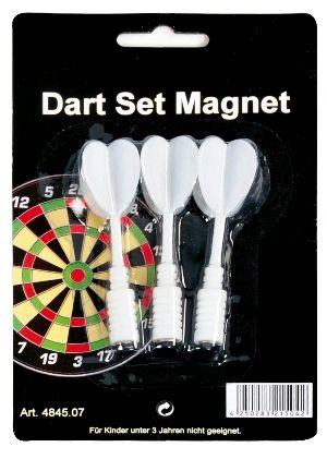 Magnet-Dart-Ersatzpfeile weiß