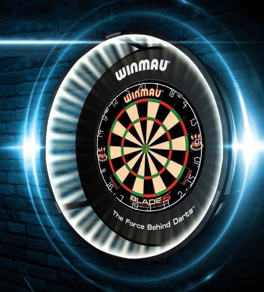 Winmau Dartboard-Beleuchtung PLASMA Dartboard light 4300