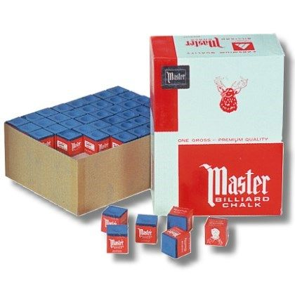 Kreide Master blau (144 St.)